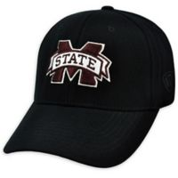 Mississippi State University Premium Memory Fit™ 1Fit™ Hat in Black
