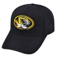 University of Missouri Premium Memory Fit™ 1Fit™ Hat in Black