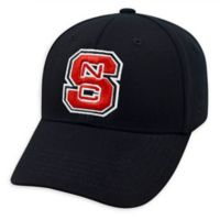 North Carolina State University Premium Memory Fit™ 1Fit™ Hat in Black
