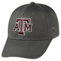 Texas A&M University Premium Memory Fit™ 1Fit™ Hat in Grey