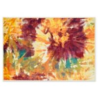 Loloi Rugs Madeline 5'2 x 7'7 Area Rug in Flame