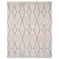 Safavieh Nicole Geometric 8' x 10' Area Rug in Ivory