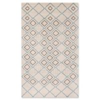 Safavieh Hope Diamond 5' x 8' Area Rug in Silver