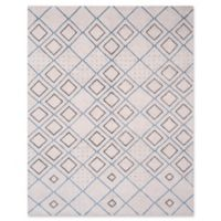 Safavieh Hope Diamond 8' x 10' Area Rug in Silver