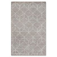 Safavieh Bridget Geometric 4' x 6' Area Rug in Silver