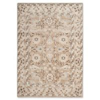 Safavieh Gael Damask 4' x 6' Area Rug in Beige