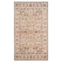 Safavieh Gael Damask 5' x 8' Area Rug in Beige