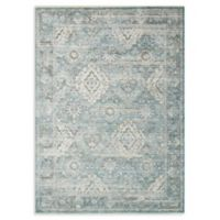 Magnolia Home by Joanna Gaines Ophelia 2' x 3'4 Accent Rug in Aqua/Grey