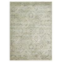 Magnolia Home by Joanna Gaines Ophelia 3'7 x 5'2 Area Rug in Pistachio/Grey