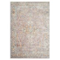 Magnolia Home by Joanna Gaines Ophelia 6'7 x 9'4 Area Rug in Berry/Multi