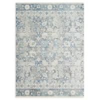 Magnolia Home by Joanna Gaines Ophelia 3'7 x 5'2 Area Rug in Grey/Sky