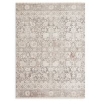 Magnolia Home by Joanna Gaines Ophelia 2'6 x 10' Runner in Grey/Taupe
