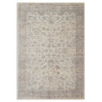 Magnolia Home by Joanna Gaines Ella Rose Loomed 6'7 x 9'2 Area Rug in Stone