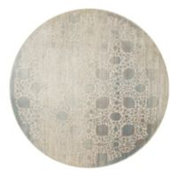 Magnolia Home by Joanna Gaines Ella Rose Loomed 7'7 x 7'7 Area Rug in Mist