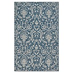 Magnolia Home by Joanna Gaines Warwick 4'11 x 7'7 Indoor/Outdoor Area Rug in Azure/Grey