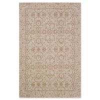 Magnolia Home by Joanna Gaines Warwick 7'10 x 10'9 Indoor/Outdoor Area Rug in Sand/Nutmeg