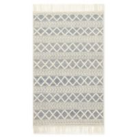 Magnolia Home by Joanna Gaines Holloway 2'3 x 3'9 Accent Rug in Navy/Ivory