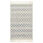 Magnolia Home by Joanna Gaines Holloway 5'0 x 7'6 Area Rug in Navy/Ivory