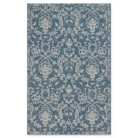 Magnolia Home by Joanna Gaines Warwick 9'2 x 12'1 Indoor/Outdoor Area Rug in Azure/Grey