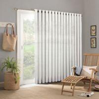 Parasol Key Largo 84-Inch Grommet Indoor/Outdoor Patio Door Panel in White
