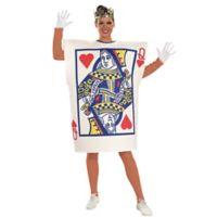 Queen of Hearts Card Women's Halloween Costume