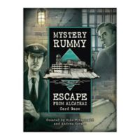 U.S. Games Systems Escape From Alcatraz Card Game