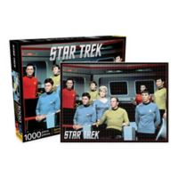 Aquarius Star Trek The Original Series Cast 1000-Piece Jigsaw Puzzle