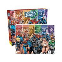 Aquarius DC Comics Justice League of America 1000-Piece Jigsaw Puzzle