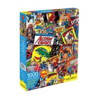 Aquarius DC Comics Superman Collage 1000-Piece Jigsaw Puzzle
