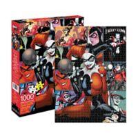 Aquarius DC Comics Harley Quinn 1000-Piece Jigsaw Puzzle