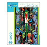 Charley Harper - Monteverde Puzzle 1000-Piece Jigsaw Puzzle