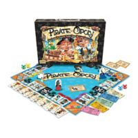 Late For The Sky Pirate-opoly Game