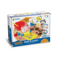 Learning Resources® Learning Essentials Bake & Learn