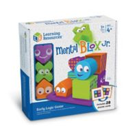 Learning Resources® Mental Blox Jr. Early Logic Game