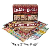 Late For The Sky Bacon-opoly Game