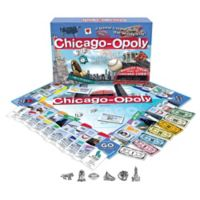 Late For The Sky Chicago-opoly Game