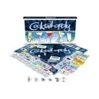 Late For The Sky Cocktail-opoly Game