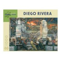 Diego Rivera - Detroit Industry Puzzle 1000-Piece Jigsaw Puzzle