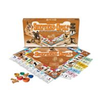 Late For The Sky German Shepherd-opoly Game
