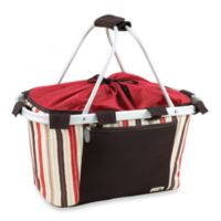 Picnic Time® Metro Basket in Moka