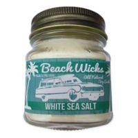 Beach Wicks Sea Salt Soy Jar Candle
