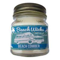 Beach Wicks Beach Comber Soy Jar Candle
