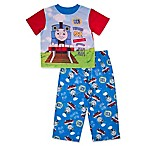 Thomas & Friends™ Size 4T 2-Piece Thomas 01 Short-Sleeve Pajamas