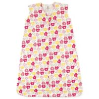 Luvable Friends Size 18 24m Flowers Cotton Jersey Sleeping Bag