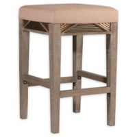 Hillsdale Furniture, Llc. Upholstered Stool in Gray