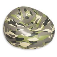 Blochair™ Inflatable Chair in Green Camo