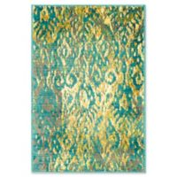 Loloi Rugs Madeline Lagoon 2' x 3' Accent Rug in Green