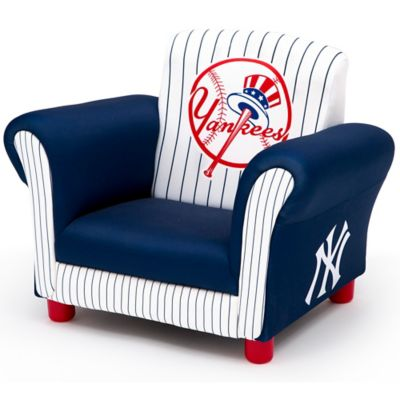 Seating;Team Shop U003e MLB New York Yankees Delta Children Kids Upholstered  Chair