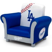 MLB Los Angeles Dodgers Delta Children Kids Upholstered Chair