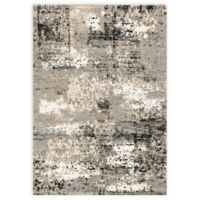 Loloi Rugs Viera 9'2 x 12'7 Power-Loomed Area Rug in Grey
